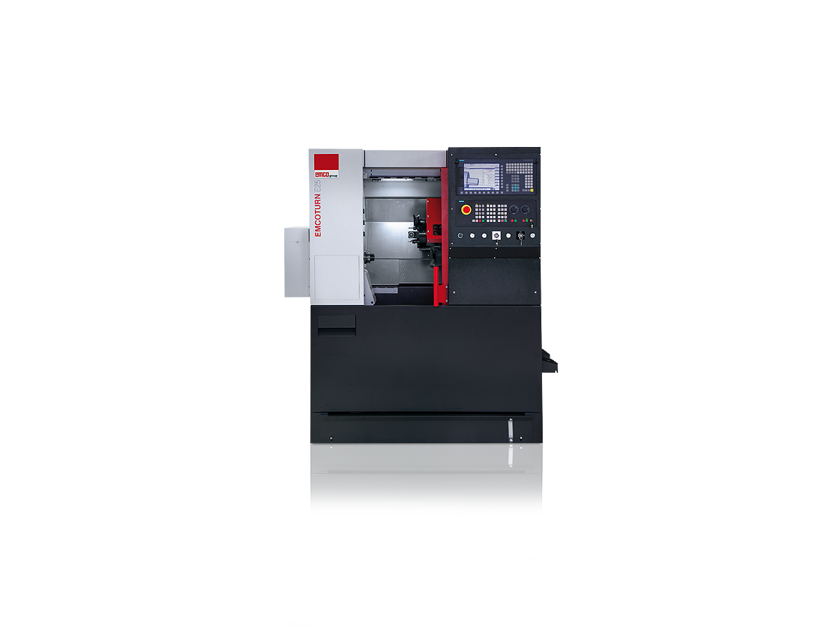Emcoturn E25: EMCO lathes and milling machines for CNC ...